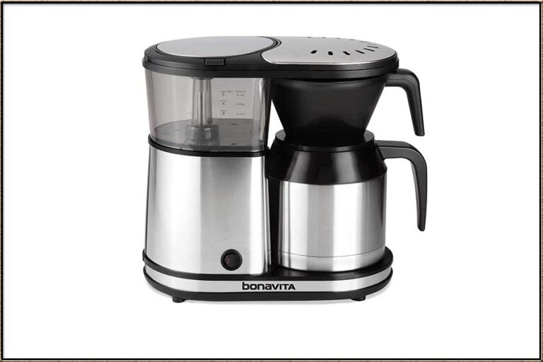 5 Best Automatic Pour Over Coffee Makers 2021 Reviews & Buying Guide